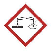 GHS Gefahrensymbole Chemie