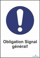 Obligation Signal général
