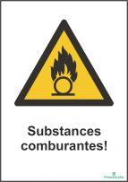 Substances comburantes