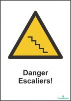 Danger Escaliers