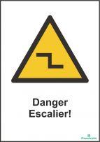 Danger Escalier!
