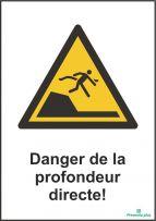 Danger de la profondeur directe!